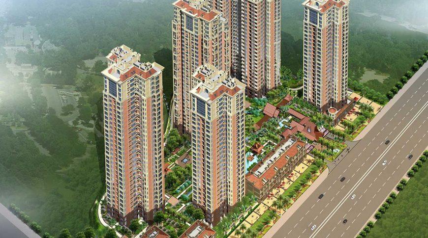 上海半岛花园