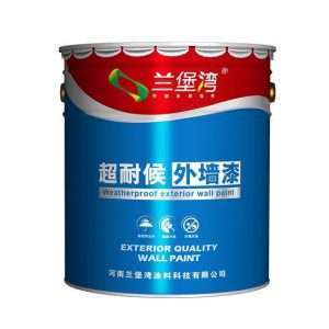 水性超耐候外墙漆-Ⅰ
