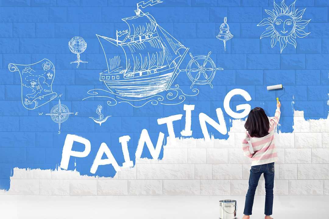 外墙乳胶漆施工工艺和流程