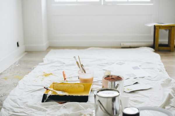 内墙乳胶漆施工工艺
