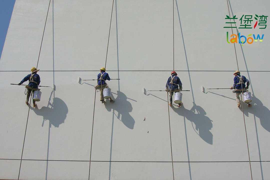 外墙翻新步骤和注意事项有哪些?