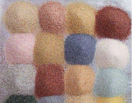 河南真石漆厂家知识讲堂:真石漆配方对色差的影响