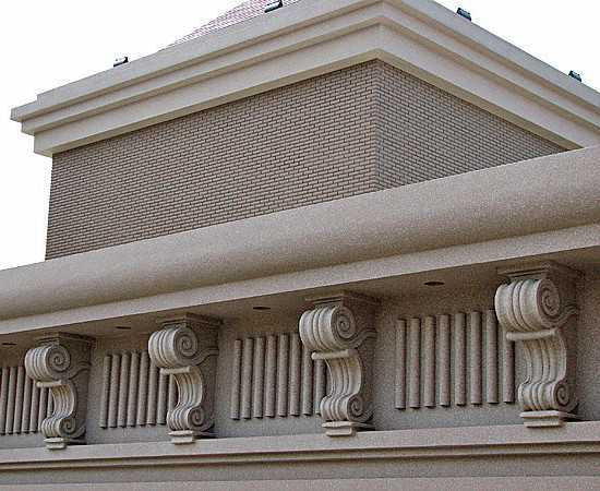 外墙涂料基层的合格标准是什么?【河南真石漆厂家知识讲堂】