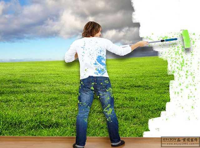 外墙涂料出现沉淀或者结块的原因及防治措施【河南真石漆厂家知识讲堂】