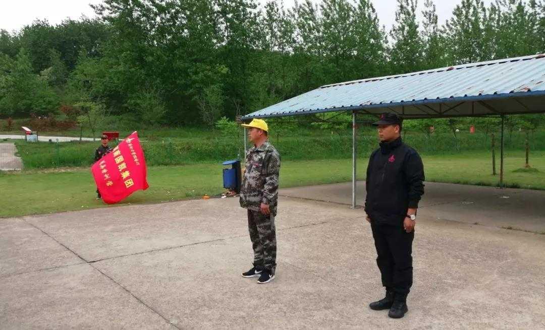 熔炼团队,超越自我——国凯集团2019扬州站拓展训练圆满成功!